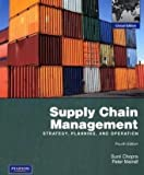 Supply Chain Management by Sunil Chopra (2009-09-01)