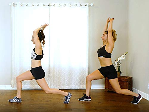Dance Fusion for the Legs