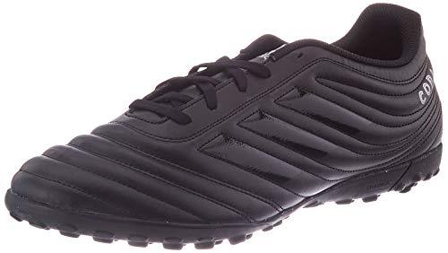 adidas Copa 19.4 TF, Scarpe da Calcio Uomo, Core Black/Core Black/Core Black, 43 1/3 EU
