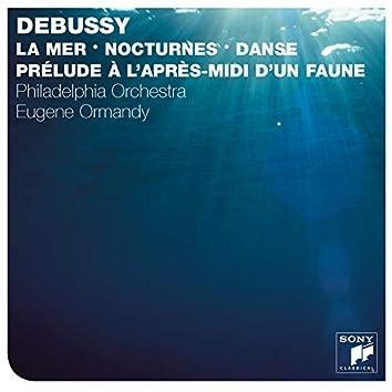 Debussy: La Mer; Prelude L'apres Midi D'un Faune; Danse; Nocturnes