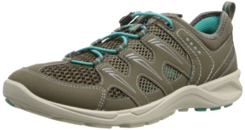 Ecco ECCO TERRACRUISE, Damen Outdoor Fitnessschuhe, Braun (WARM GREY/DARK CLAY/TURQUOISE58440), 38 EU