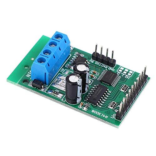 Durable dos modos de control RS485 RTU Módulo de relé de control Placa de interruptor de relé PLC Módulo de relé RS232 seguro confiable para Modbus