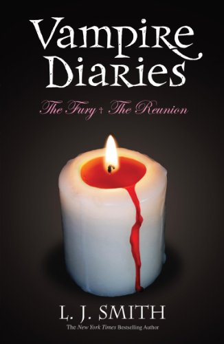The Fury: Book 3 (The Vampire Diaries: The Return) (English Edition)
