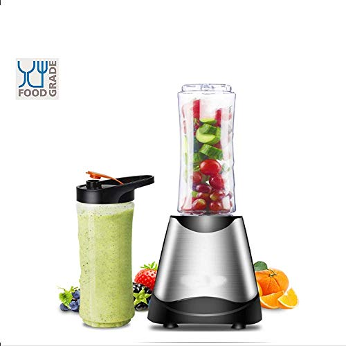 REWD Portable Personal Blenders for kitchen Portable Juicer Cup, Usb Charging Electric Juicer, Electric Fruit Mixer, Baby Food Supplement Juice Machine,Home Multifunction Soy Milk and Vegetables