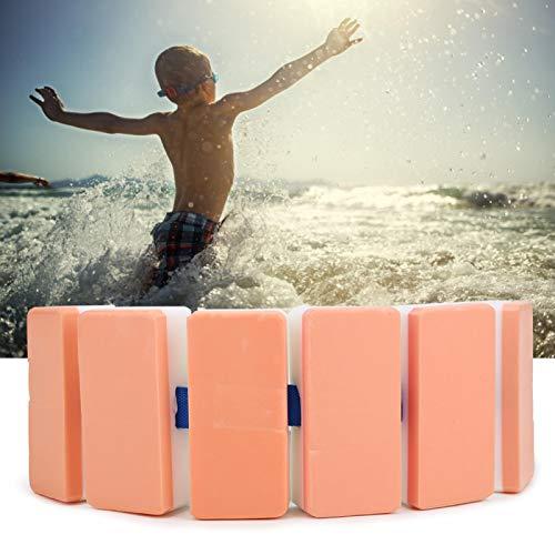 Shipenophy Cinturón de Cintura Flotante Seguro Ligero confiable Adecuado para niños(Six Floating Waists)