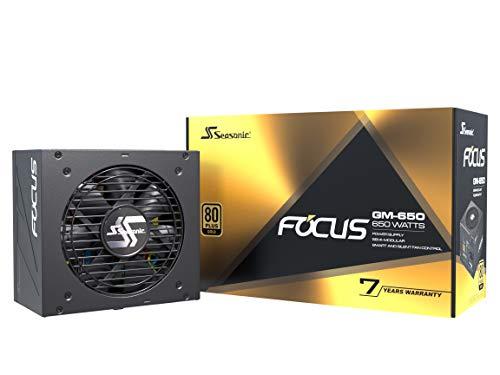 Focus GM 650W, PC-Netzteil