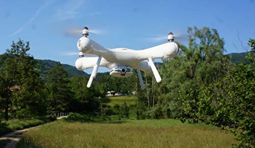 Syma - Quadricottero originale X25 Pro GPS Wifi FPV RC Drone con fotocamera...