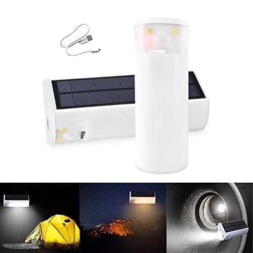 Bazaar 6W multifunctionele zonne-energie USB oplaadbare camping lantaarn outdoor noodtent zaklamp