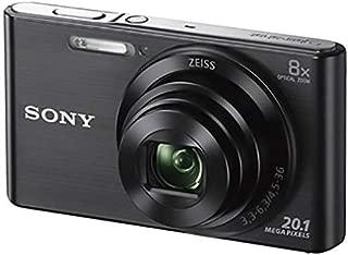Sony Cyber-Shot DSC-W830-20.1 Megapixel, Black