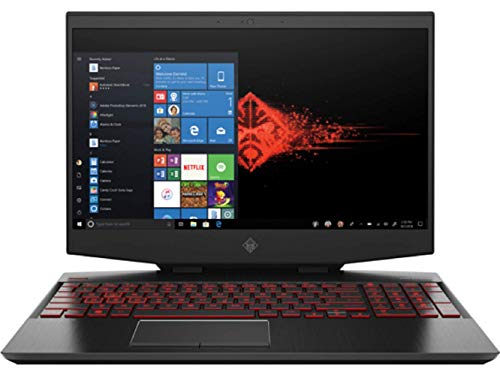 Newest HP OMEN 17 17.3'' UHD 4K Gaming and Business Laptop (Intel i7, 1TB HDD +256GB SSD, 17.3 inch UHD...