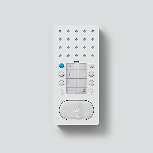 Siedle 4911673 Freisprech-Telefon Comfort, In-Home-Bus, BFC 850-0 W, weiß