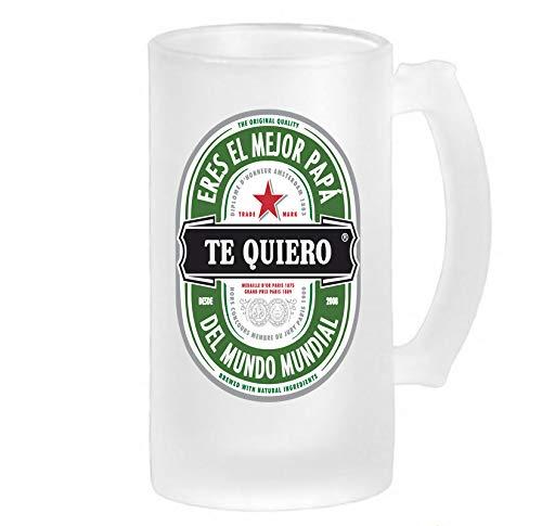 Los Eventos de la Tata. Jarra de Cerveza para Papá