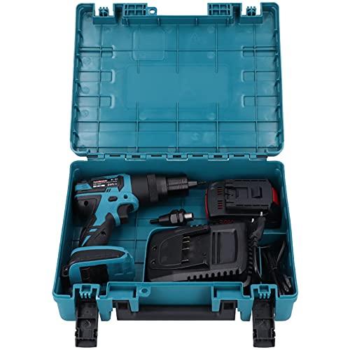 KP-LM56H 100v-240V Pistola de remache eléctrica M5-M6 20V 4 niveles Máquina de...