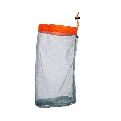 Nylon Mesh Stuff Aufbewahrung Sack Kordelzug Mesh Tasche für Camping Wandern