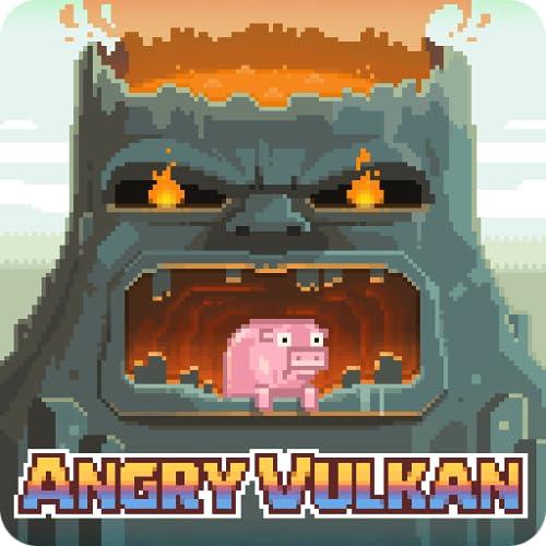 Angry Vulkan