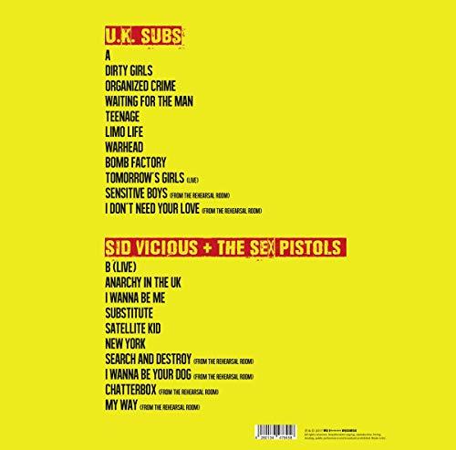 Punk Is Not Dead - Limited Edition 180 Gr. Yellow Vinyl [Vinyl LP] - 2