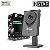 INSTAR IN-6001HD weiss - WLAN Überwachungskamera - IP Kamera - Innenkamera – Mikrofon –...