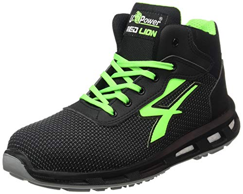 U-Power Rl10356-47, Zapatillas Unisex Adulto, Negro, 41 EU