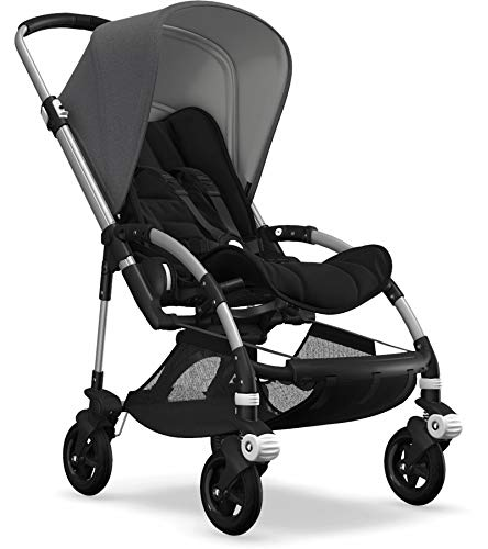 Bugaboo Bee5 Complete Stroller - Compact, Foldable Stroller for Travel and Urban...