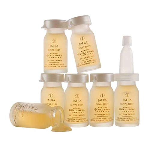 Jafra Royal Jelly Ampolle con effetto lifting 7 x 7 ml
