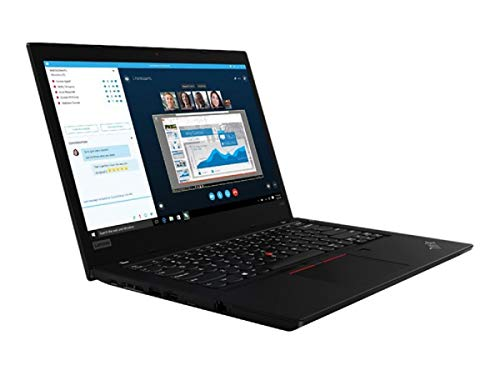 Lenovo ThinkPad L490 schwarz 14.0 Core i5-8265U 8GB RAM 256GB SSD LTE - 20Q5002QGE