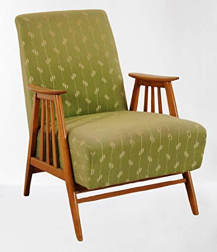 Generisch 50er Jahre Sessel aus Buchenholz
