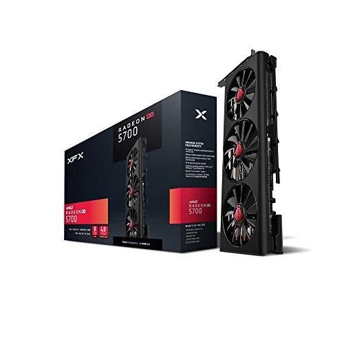 XFX Radeon RX 5700 TD 8GB DDR6 3xDP HDMI Grafikkarte (RX-57XL83LD8)