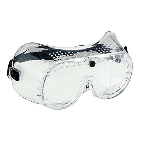 Portwest PW20CLR - Gafas de seguridad con ventilación