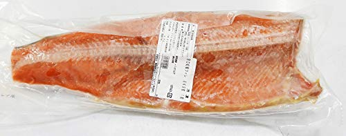 甘口 紅鮭フィレ 1.1Kg前後 ロシア産 冷凍