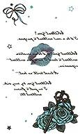 [THE FANTASY (ファンタジー)] タトゥーシール 薔薇 Rose-11 男女兼用 3歳以上 hm636