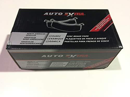 Auto Extra Friction AXMD785 Semi-Metallic Brake Pad | Amazon