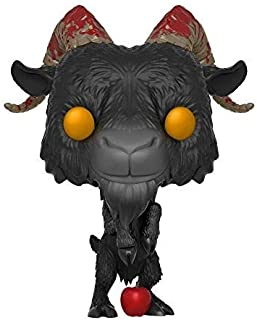 Funko Pop Horror: The Witch-Black Phillip, Multicolor