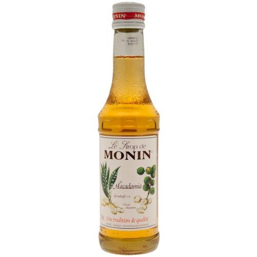 Monin Sirup Macadamia 250 ml