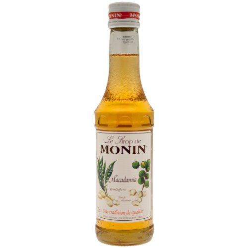 Monin Sirup Macadamia 250 ml