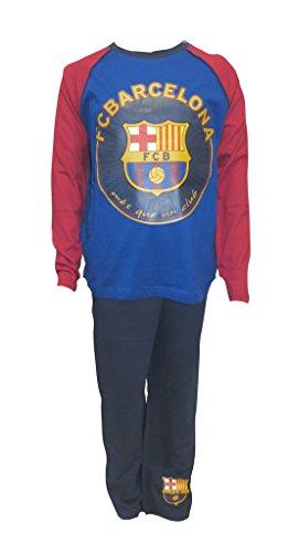 Pijama del FC Barcelona Fútbol Club multicolor 4-5 Años