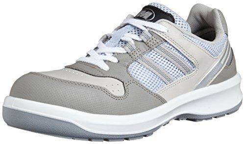 [ミドリ安全] 安全作業靴 JSAA認定 グリーン購入法適合 プロスニーカー G3690 メンズ グレイ 27 cm 3E