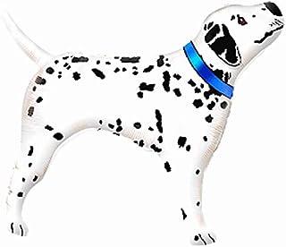 Größe 22 cm x 29 cm Malen nach Zahlen Dalmatiiner Hunde Feuerwehr NEU