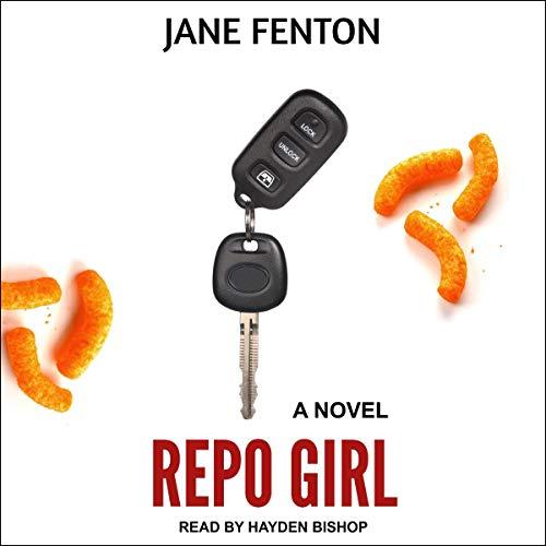 Repo Girl: A Novel Titelbild