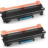 Bramacartuchos - 2 X Toner Compatible con Cartucho Tn2420 / Tn2410 con Chip Alta Capacidad, Impresoras Hl L2370Dn, Hl L2375Dw, Mfc L2710Dn, Mfc L2730Dw, Mfc L2750Dw, Empresa Española (2)