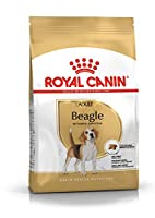 Complete dog food. Special for adult and mature Beagle. From 12 months of age IDEAL WEIGHT EXCLUSIVE CROQUETTE OSTEOARTICULAR MAINTENANCE CONTROL OF FOOD INGESTION