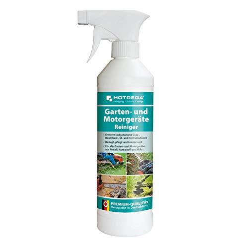 Hotrega, reiniger voor tuin- en motorapparatuur, 500 ml, tuingereedschap reinigen en onderhouden