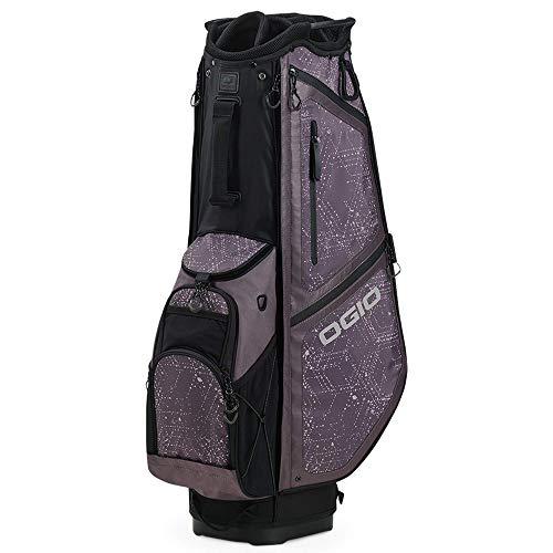 OGIO 2020 XIX Women's Cart Bag (Smoke Nova)