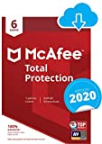 McAfee Total Protection - 6 Devices | 5 Gerät | 1 Benutzer | 12 Monate | PC/Mac | Aktivierungscode...