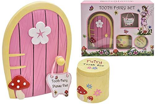 TOYLAND Fairyland Tooth Fairy Set