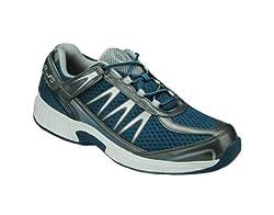 Orthofeet Sprint Comfortable Orthopedic Diabetic Men's Sneakers