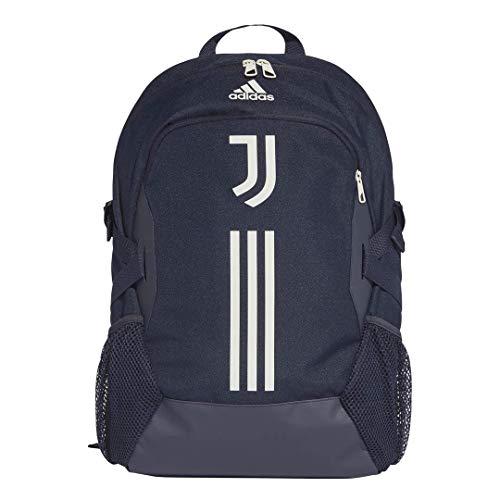 adidas Juventus Zaino Sportivo 2020/21-100% Originale - 100% Prodotto Ufficiale - Colore Blu - Volume 15 Litri