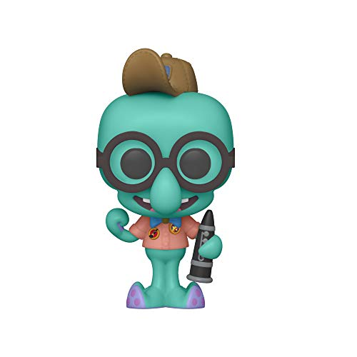 Pop! Animation: Sponge Bob - Squidward in Camping Gear