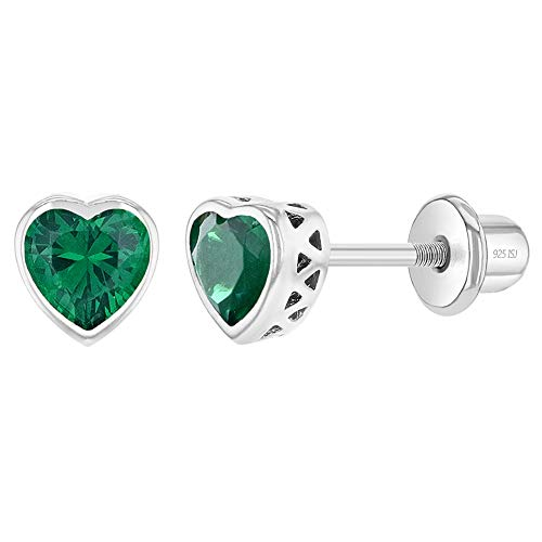 In Season Jewelry Boucles D'Oreilles En Argent 925 Avec...