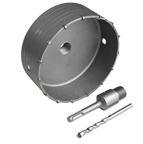 Bohrkrone Dosenbohrer Lochbohrer Kernbohrer SDS Plus 150 mm (SDS150)