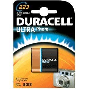 Duracell ultra fotobatterie photo 223